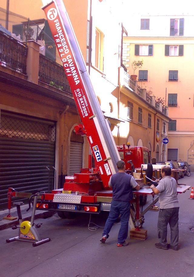 Traslochi Genova Francesco Cavanna preventivi traslochi genova ...