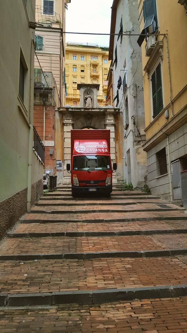 Traslochi Genova Francesco Cavanna Cavanna Traslochi Genova